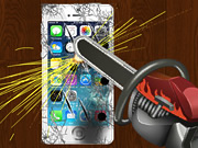 Crazy Iphone Destroyer